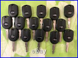 15 Oem Tested Mixed Lot Ford Key Head Entry Key Fob