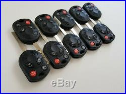 Lot Of 10 Ford Transit Escape 12-19 High Security Oem Key Less Entry Remote USA
