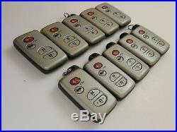 Lot Of 10 Toyota 07-09 Camry Avalon Remote Smart Key Less Entry Oem Fob USA Us