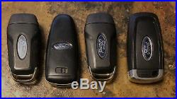 Lot Of (4) Ford Flex Taurus Expeditio11-18 Oem Smart Key Less Entry Remote Fob