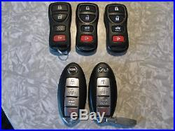 Lot of 60 Remote Smart Key Fobs Toyota Honda Lexus OEM Excellent Condition