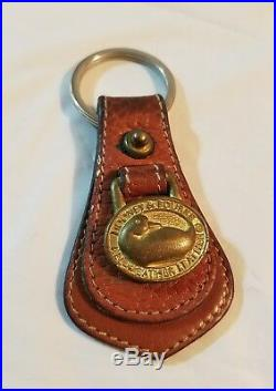 Mixed lot Dooney and Bourke Replacement Hang Tag Charms Key Fobs wristlet