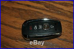 Preowned 5 Button Lincoln Smart Key Fob PArt# HP5T-15K601-BE Lot#39